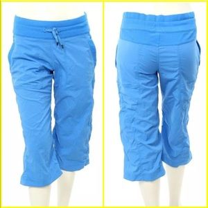 Lululemon Vintage Blue Yoga Pants